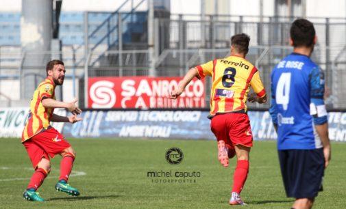 Il Lecce torna alla vittoria. Mancosu stende il Matera