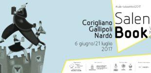 Il Salento Book Festival arriva a Corigliano d'Otranto: 5 giornate consecutive di presentazioni di libri e molto altro