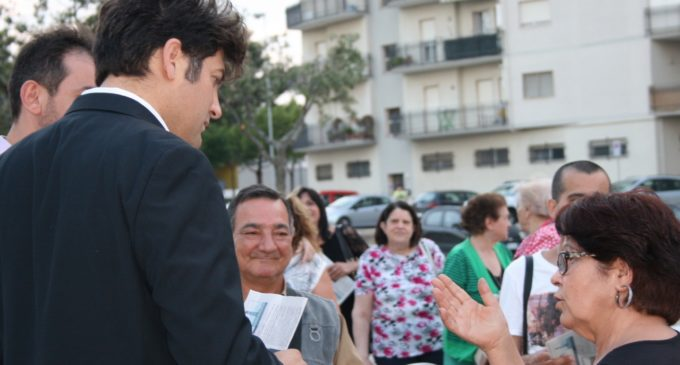 """Giliberti: """"Continueremo a incontrare i cittadini. L'ascolto e un programma concreto, le nostre uniche armi"""""""