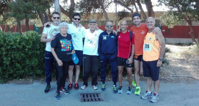 IL RUNNING CLUB LECCE DIVENTA CAMPIONE REGIONALE DI SOCIETA'