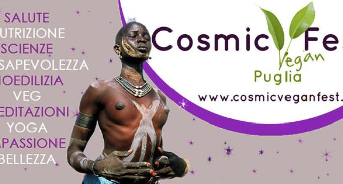 Al via a Melpignano la terza edizione del Cosmic (Vegan) Fest