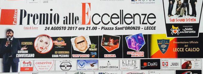 """La Kledi Dance Lecce sul palco del """"Premio alle Eccellenze"""""""