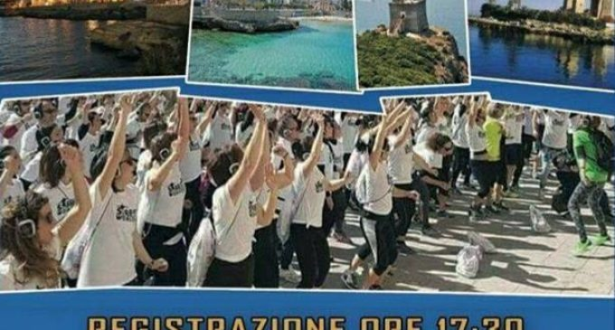 Street Workout, camminata e fitness tra Santa Maria e Santa Caterina