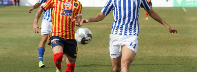 Il Lecce crea ma non concretizza: solo 0-0 con l'Akragas
