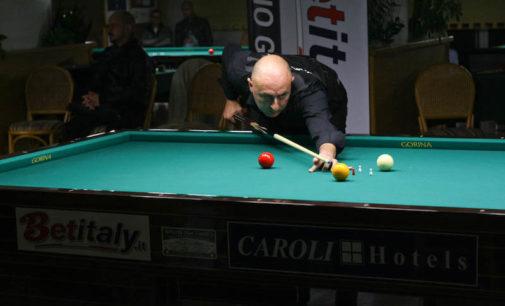 Biliardo: conto alla rovescia al Campionato Italiano Professionisti a Gallipoli