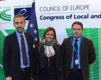 Province: il richiamo del CPRLE al Governo italiano. Simona Manca ieri a Strasburgo