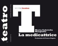 A Copertino la presentazione del libro La Medicattrice di M. G. Margiotta