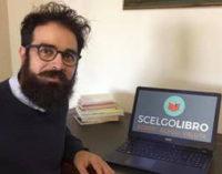 """Trasferito nel Salento, crea startup """"ScelgoLibro"""""""