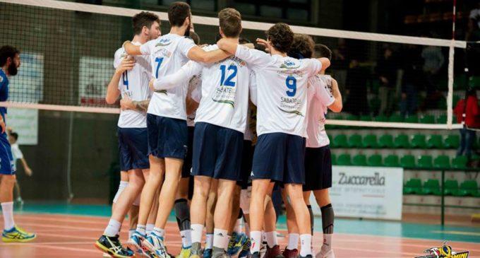 Volley, Aurispa Alessano batte Potenza e sale al sesto posto