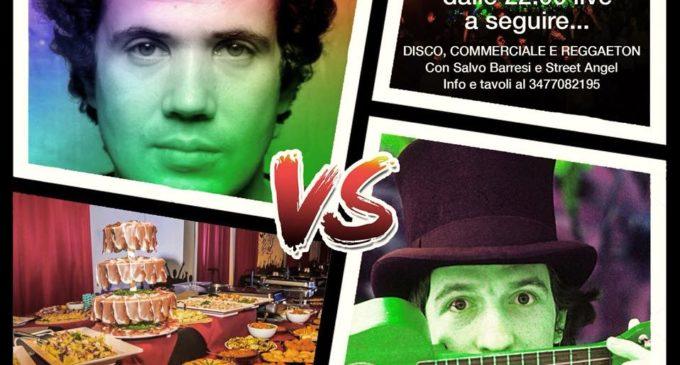 Battisti & Friends vs Le Tracce di Rino al Movida Live and Music