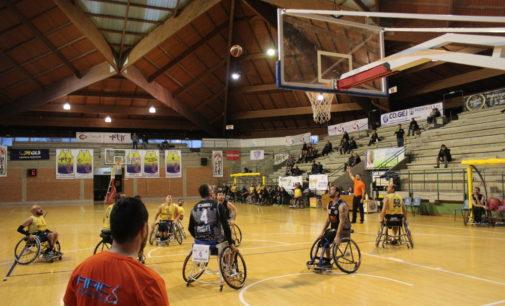 Basket in carrozzina, Serie B: contro il Rieti la Lupiae Team Salento sfiora l'impresa