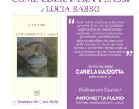 La poetessa Lucia Babbo ospite della Libreria Adriatica