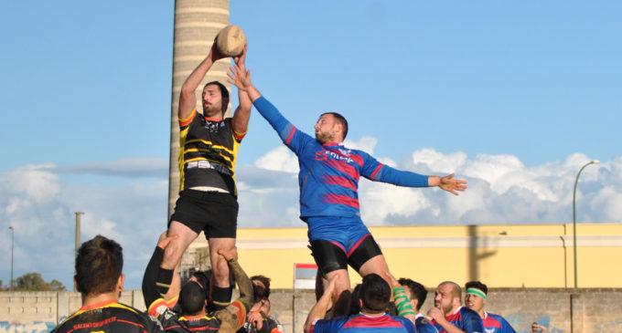 Rugby: i tarantati pareggiano con il Santeramo
