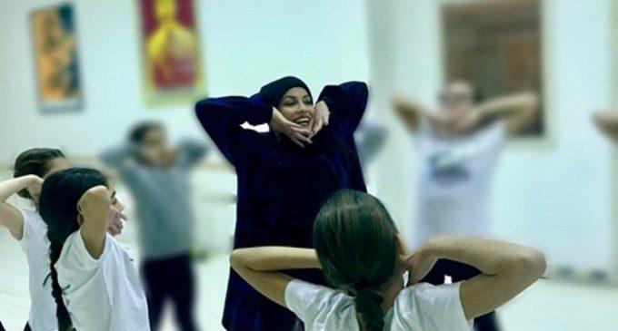 Grande successo per la seconda lezione con Andreina Caracciolo al Balletto del Salento
