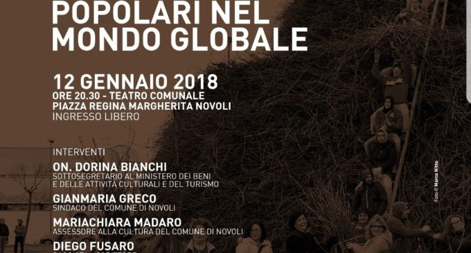 Fòcara: Tradizioni popolari e globalizzazione, a Novoli un convegno con il sottosegretario Bianchi
