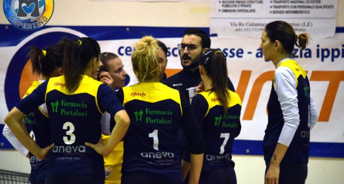 Volley Magik Copertino corsaro a Castellaneta
