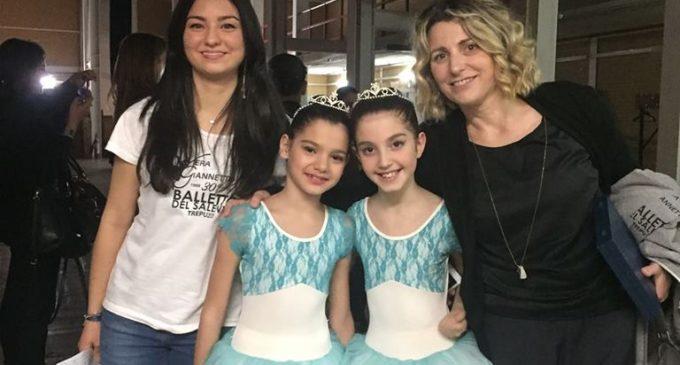 Talenti in Palcoscenico 2018: tris di premi per il Balletto del Salento