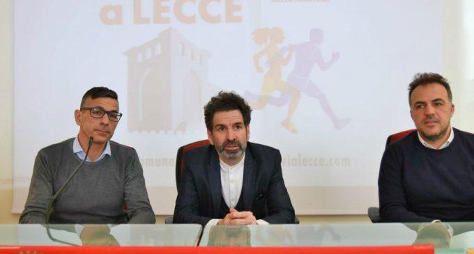 Presentata l'ottava edizione di Corri a Lecce: domenica 25 febbraio torna la nota manifestazione podistica