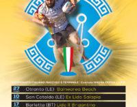 Presentata la decima edizione del Magna Grecia Beach Rugby Cup