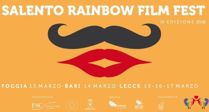 Da martedì 13 marzo Salento Rainbow Film Fest in Puglia