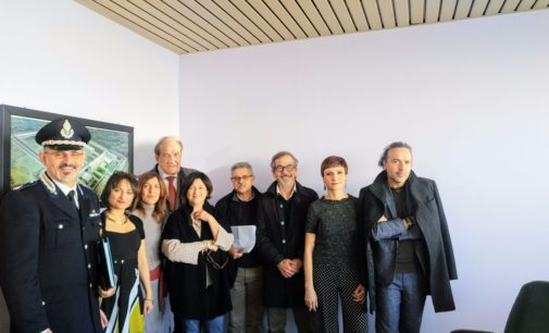 Kalòs Arte&Scienza presenta Poet'Art: l'Arte e la Bellezza entrano in carcere
