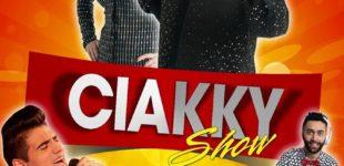"""Il Ciakky Show """"tra fuoco e fiamme"""" alla Focara di Ugento"""