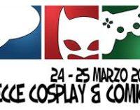 Torna a Lecce la rassegna dedicata al mondo dei fumetti, dei giochi e dei cosplay