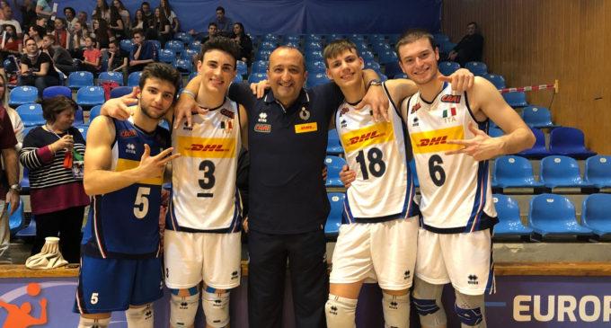 EuroVolleyU18M – Azzurrini di bronzo agli Europei U18M, con un pass per i prossimi mondiali