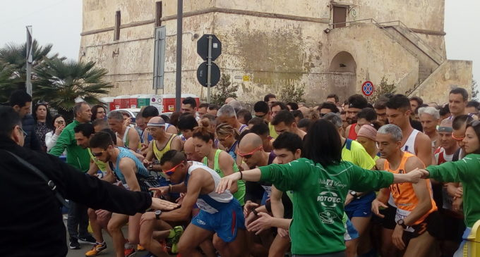 Vivicittà, Quarato e Gemma trionfano alla Corri a Porto Cesareo