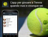 "Nasce ""JoinSet"" l'app matching e community per tutti i tennisti"