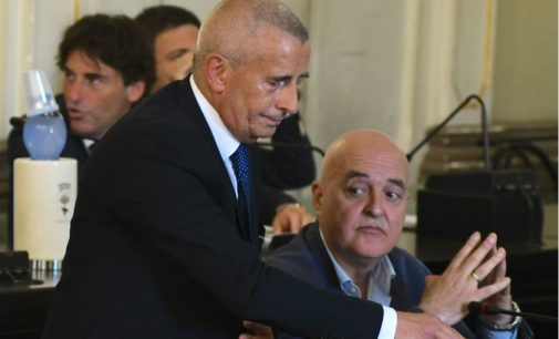 """SEVERO MARTINI AL SUO RIENTRO IN CONSIGLIO: """"SONO A DISPOSIZIONE DELLA CITTA'"""""""