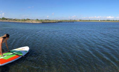Acquatina in Sup – sport, natura e conoscenza alla scoperta del Bacino di Acquatina