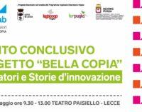 Storie di innovazione e creatività al Teatro Paisiello: si chiude così il progetto Bella Copia