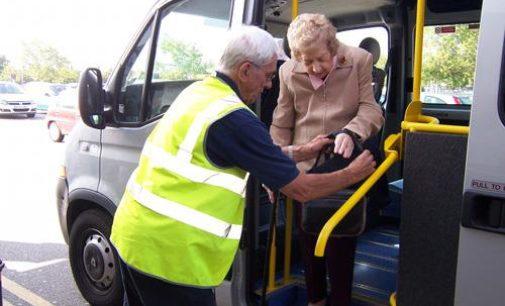 """""""Noi con voi"""". a Nardò riparte il servizio di trasporto per anziani e disabili"""