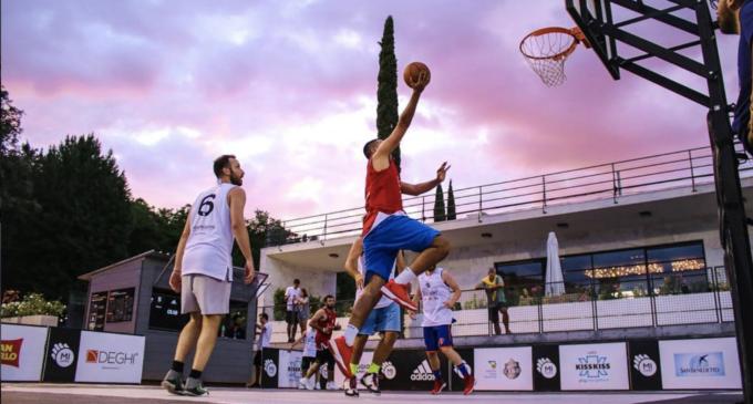 Tre giorni di sport in Piazza Libertini con MI Games