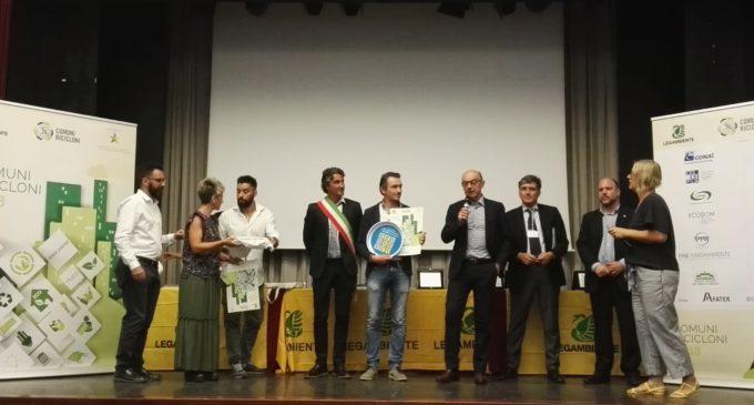 Il Comune di Lecce premiato da Ricrea per la raccolta degli imballaggi in acciaio