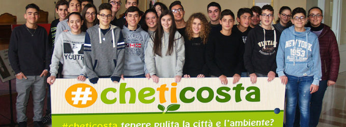 Studenti del Galilei-Costa pronti con la startup ambientalista #CheTiCosta