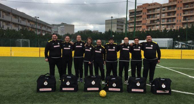 Ascus Lecce vice campione d'Italia per la stagione 2018
