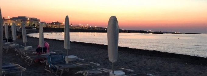 Il giovedì dell'Adriatico all' Eurogarden Beach di San Foca: in consolle Giorgio Sanghez e Toni Tinelli