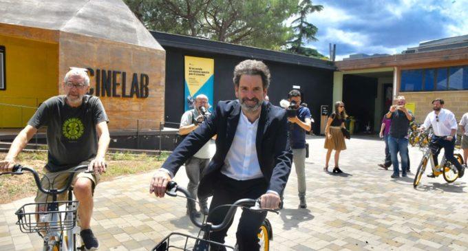"""Arrivano a Lecce le """"obike"""", bici pubbliche di nuova generazione"""