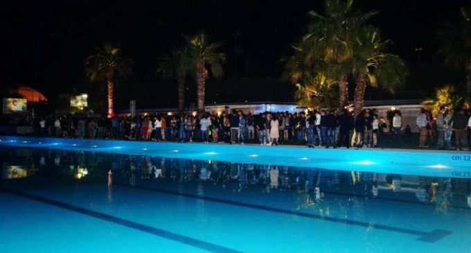 The Biggest Pool Party in Salento, giovedì 12 Luglio, all'Outline Pool & Disco Club