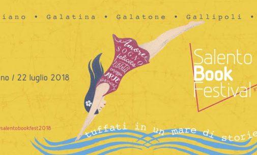 Salento Book BOOK: a Galatina il direttore artistico del SBF 2018 Luca Bianchini incontra il giornalista Gino Castaldo