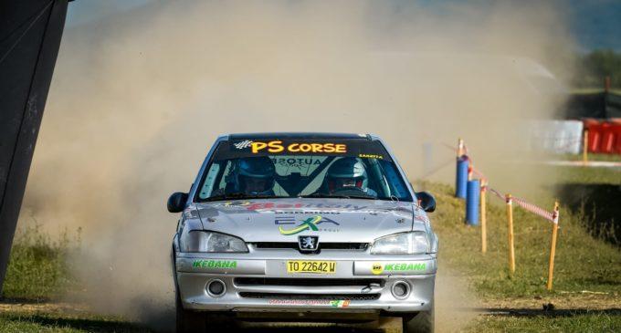Casarano Rally Team: un week end su due fronti. Al Rally Valli della Carnia esordio con i colori della scuderia per Alessandro Di Gleria