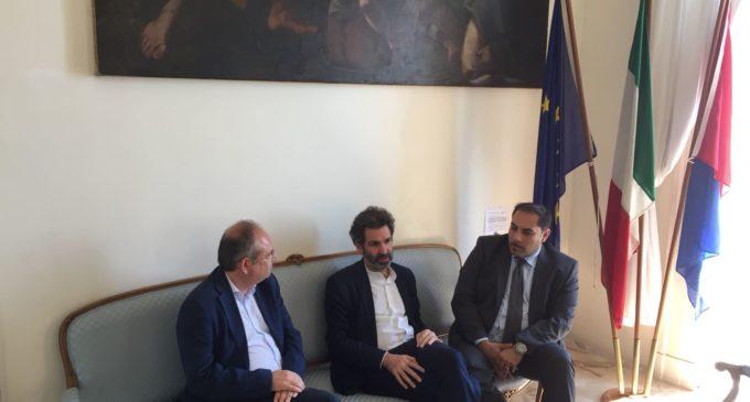 Primo incontro tra i sindaci di Lecce, Brindisi e Taranto