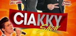 Il Ciakky Show fa tappa a San Simone col suo spettacolo di comicità e musica