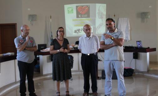"""""""Bimbi sicuri"""" a Lequile: grande successo di partecipazione per la lezione sulle manovre di salvataggio"""