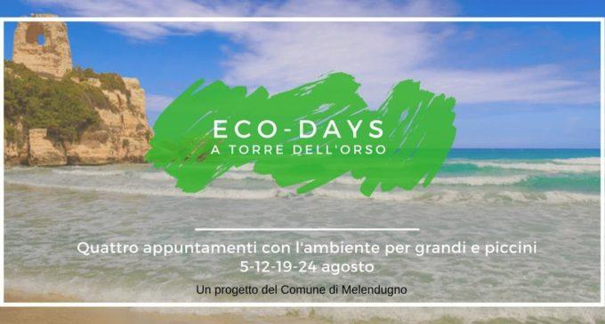 Pulizia e sensibilizzazione ambientale: a Torre Dell'Orso arrivano gli Eco Days