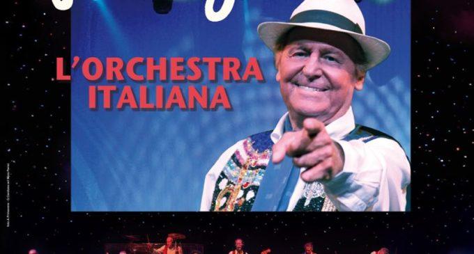 Renzo Arbore e l'Orchestra Italiana alla Festa di Sant'Oronzo