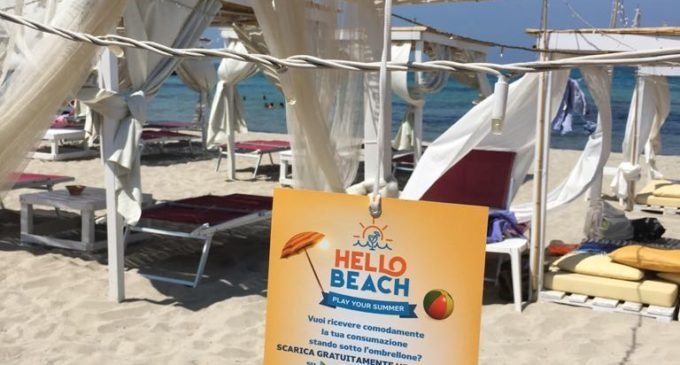 Hello Beach, ecco l'app gratuita che vince folla e code dell'estate salentina