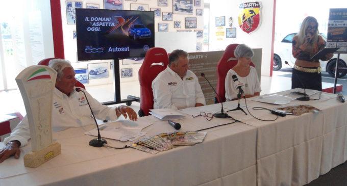 AUTOSAT SPA HA OSPITATO LA PRESENTAZIONE UFFICIALE DEL 5° TERRA D'OTRANTO CHALLENGE RACE